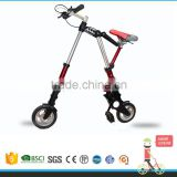 cheap bike China factory supplier electric folding bicycle for adults