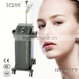 2016 Oxygen Infusion Facial Improve Skin Texture Machine CE Approved/oxygen Water Machine Face Peeling Machine