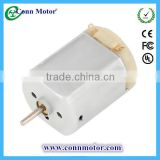 DC motor for door lock actuator and household electric appliances