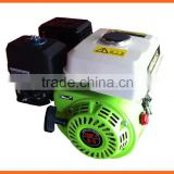 high quality small portable gasoline genset 5.5hp petrol generator china