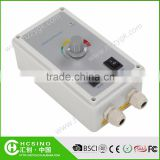 Silicon Ventilation AC Axial Fan Motor Speed Controller / Electronic Tool Motor Speed Controller