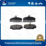 Replacement Parts Auto Brake System Brake Pad Front OE 6001547911 For Logan Models After-market