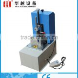 Electric control 7 knives round corner card cutter