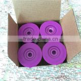 Christmas Gift 4 Pack New Eco-friendly Purple Reusable K Cup Filter for Keurig 2.0