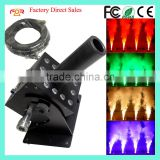 100% Factory Direct Sale Stage Special Effect DMX512 Cryo FX Blast Column 3in1 RGB 12pcs 3w Mini LED CO2 Cannon Smoke Machine