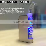 Jomo 2016 wax vaporizer Dark Knight Spirit e hookah best price wholesale With Advanced Water