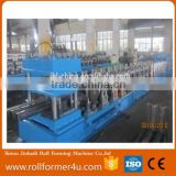 construction equipment highway guardrail W beam roll forming machine with automatic High Quality guaranteed