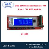 For audio mixer usb lcd voice recorder mp3 bluetooth module