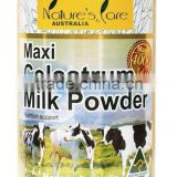 Nature's Care Maxi Colostrum Milk Powder (450g) health supplement dietary bovine - Australian Made