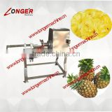 Hot Sale Pineapple Decorticator and Corer Machine|Pineapple Shelling and Coring Machine|Pineapple Peeling and Coring Machine