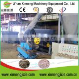 Xinneng new disc type wood bark branch biomass material crusher machine for briquette press