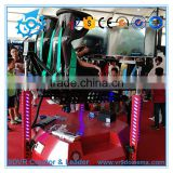 Commercial cinema equipment indoor game simulator city car driving simulator for game center