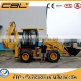 WZ30-25 China tractor with front end loader and backhoe tractor