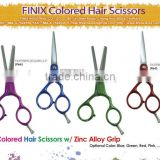 Zinc-Alloy Handled Customized Colored Hair Cut
