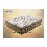 Luxurious 5 Zone Pocket Spring Mattress With Gel Memory Foam Customize