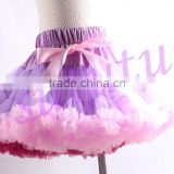 Persnickety baby boutique clothing princess ballet tutu fluffy pettiskirt girls smcoked ruffle chiffon boutique skirt