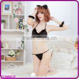 5 suit lingerie The game uniform temptation kitten women pajamas Free shipping
