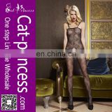 Perspective latest design sexy mature bodystocking