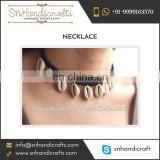 Trendy Shell Choker of Latest Design and Best Quality for Bulk Purchase