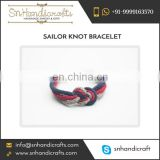 Best Quality Widely Used Sailor Knot Bracelet Available for Wholesale Purchase