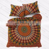 Hippy throw Mandala tapestries hippie bedsheet Indian bedspread