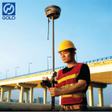 Waterproof & Dustproof GNSS RTK System with GPS/GNSS Signals