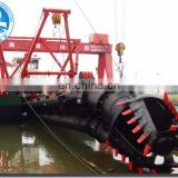 8-24inch Cutter Head Suction Dredger in stock