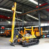 professional manufacturer track jet ground anchor drilling machine for bolt hole
