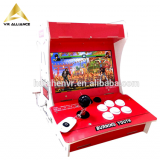 Hot Sale Mini 1 Joystick Desktop Mini Games Retro Indoor Video Arcade Game Machines For Sale