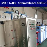 High quality electric heating steam generator supplier Jiaming brand environmental protection steam electric boiler