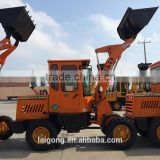 Low Price High Quality ZL10used front end loader farm tractor Mini Wheel Loader For Sale