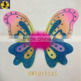 Wholesale Colorful Butterfly Angel Wings with Glitter