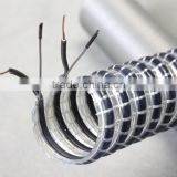 CGH vacuum cleaner hose, PVC steel wire reinforced hose, heat resistance hose, Spiral hose