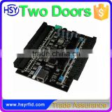 RFID door sensor access control panel software digital access control board with free SDK
