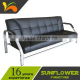 2016 newest design factory direct price new model leather sofa bed leather sofa in china