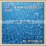 shining SQ fabric as mesh embroidery factory