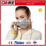 CM Chinese Factory Japan supplier disposable non woven 3ply 17.5* 9.5 medical face mask