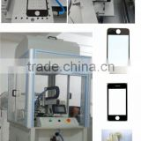 Automatic high precision multi-function touch panel tempering glass protective film coating machine