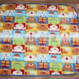 popular kid fleece blanket with animal