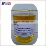 Solvent Based Rubber Pressure Sensitive Adhesive for PVC Tapes/Pressure Sensitive Adhesive