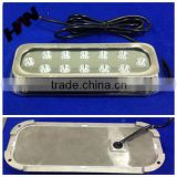 IP68 stainless steel 15 watt marine underwater led lights boats 15 watt for fishing boat