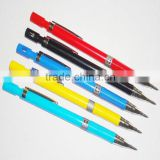 2mm lead mechanical graphite pencil with sharpener