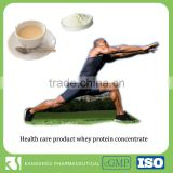 Golden supplier WPC 80 bulk whey protein concentrate powder 80%