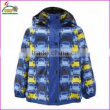 2014 fashion boys rain coat