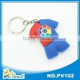 Factory wholesale custom made high quality key chain