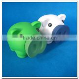 Kids birthday gifts piggy shaped plastic coin bank                                                                         Quality Choice