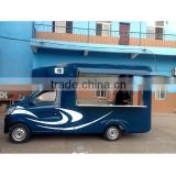 custom mobile food truck for sale in China with kitchen ,ice cream machine,juice machine                                                                         Quality Choice