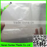 100% virgin HDPE with UV resistant tunnel plastic greenhouse film,transparent pe tarpaulin                                                                         Quality Choice