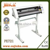 720mm ( 28'' ) sticker cutting plotter with artcut software free JK721PE