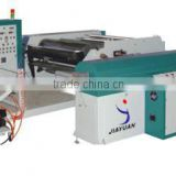 Hot Melt Adhesive extrusion lamination coating machine, Shoe Material / Bag / Reflective / Garment / Petroleum Tapes Coating